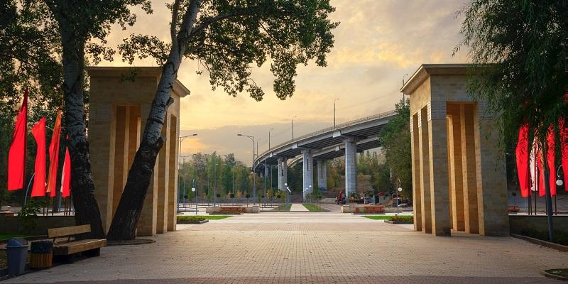 Нафестивале «Город— сад» уЦентрального парка Воронежа появится временная стоянка