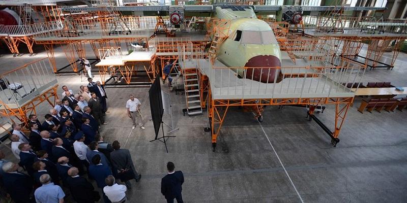 Рогозин: Ил-96-400 возвратит самолетыРФ нарынок внутренних перевозок