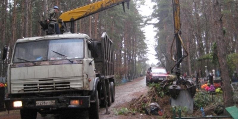 ВВоронеже складбищ вывезли 475 железнодорожных вагонов мусора