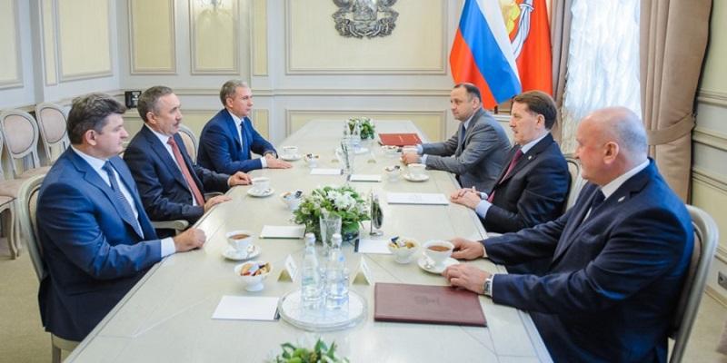 ВВоронеже представили нового председателя областного суда