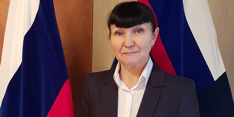 Главный судебный пристав Воронежской области Вера Попова стала ассистентом впрокуратуре