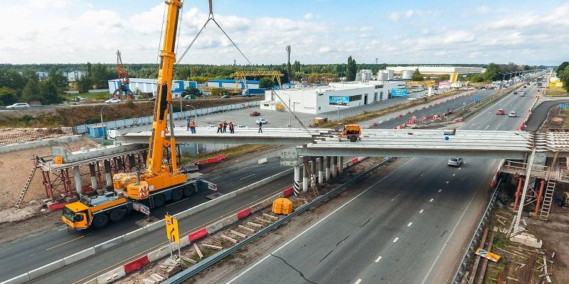 Открытие путепровода кворонежскому аэропорту откладывается доначала зимы