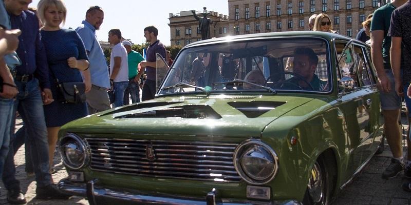 ВВоронеже напраздниках пройдет пробег 40 отечественных и иностранных ретро-автомобилей
