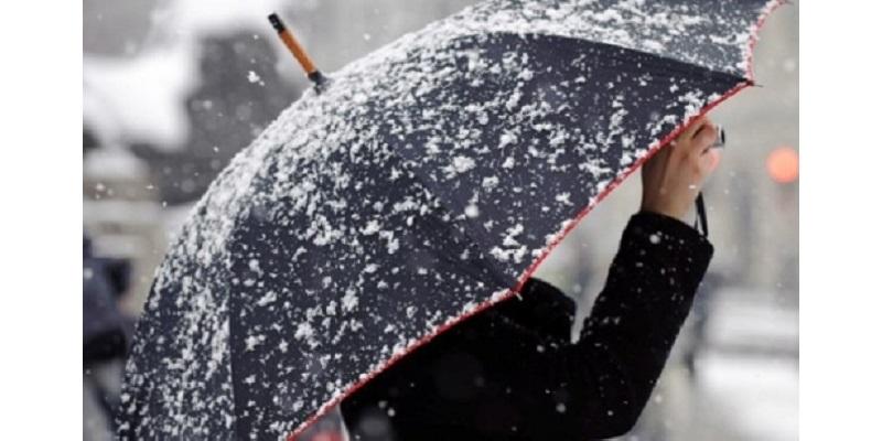 Синоптики спрогнозировали сильный ветер иснегопад вВоронежской области 23ноября