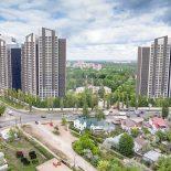 Без страха и упрека: Воронежский «ДСК» построит жилые высотки вплотную к больничному отделению для смертельно больных детей?