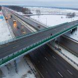 Вот – новый разворот: Под Воронежем торжественно открыли движение по развязке возле поворота на аэропорт
