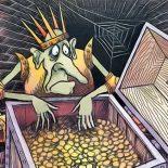 Над златом чахнет: Приставы вынудили воронежца оплатить 140 штрафов ГИБДД на сумму более 100 тыс. руб.