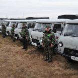 От трактора до кустореза: Воронежский лесопожарный центр получил технику на 50 млн руб.