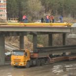 И года не прошло: Движение по путепроводу на ул. 9 Января в Воронеже откроют 29 декабря