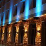 Концептуальный подход: Фасадам зданий в центре Воронежа в праздники добавят подсветки