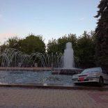 Без ущерба: Фонтан Победы в Воронеже не пострадал от «купания» в нем автомобиля