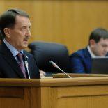 Воздал по заслугам: Александр Гусев сделал экс-губернатора Воронежской области Алексея Гордеева почетным гражданином