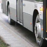 На полном ходу: В Воронеже из автобуса выпала пассажирка