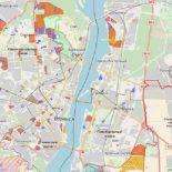 Стройка онлайн: В Воронежской области создали интерактивную карту градостроительной деятельности