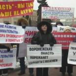 Почти угроза: Воронежские предприниматели пообещали пикетировать мэрию еженедельно