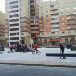 Загонят в парк: Компания «Крайс» предложила перенести оскандалившийся скейт-парк из двора новостройки в парк «Динамо»