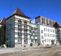 Им не жалко: В Воронеже ДСК и «Выбор» завершают за бюджетный счет возведение детсадов в собственных жилкомплексах
