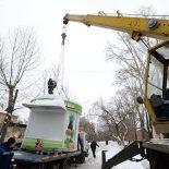 Снести нельзя оставить: В Воронеже стало меньше нелегальных киосков?