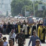 Постоять за веру: Часть улиц в центре и на севере Воронежа перекроют из-за Крестного хода