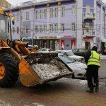 Чтоб не «катались»: Воронежские коммунальщики отчитались о вывозе почти 850 кубометров снега с улиц города