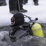 На дне – ни покрышки: Водолазы в Воронеже обследовали места массовых купаний горожан на Крещение