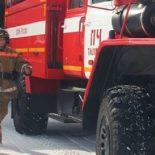 Успели: В Воронеже спасатели вывели двух детей и шестерых взрослых из горящей пятиэтажки