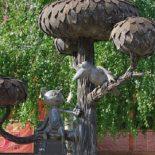 Котом подманили?: Воронеж вошел в «десятку» самых популярных туристических направлений России
