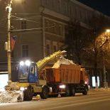 Снега ради: В Воронеже перекроют движение по ул. Орджоникидзе и Чернышевского