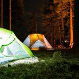 Загнать в палатки: В Воронежской области придумали новый формат отдыха детей