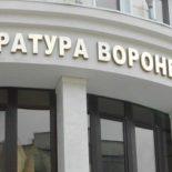 С назначением!: В прокуратуре Воронежской области определились с новым начальником уголовно-судебного управления