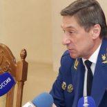 Без объяснения причин: Главный прокурор Воронежской области высказался по поводу увольнения заподозренного в коррупции подчиненного