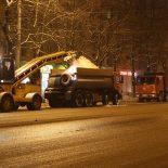 Пропустите снег!: В Воронеже ради уборки ночью перекроют участок дороги в центре города