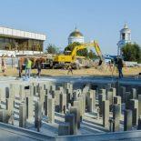 Быстрее и еще быстрее: Губернатор призвал строителей на Советской площади в Воронеже ускориться