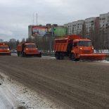 Избавили от «каши»: Воронежские коммунальщики побороли первый снег