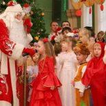 И даже Дед Мороз из Великого Устюга: Власти Воронежа анонсировали более 4,5 тыс. новогодних мероприятий для детей