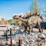 «Орленок» Юрского периода: В воронежском парке посетителям предложат откопать динозавра
